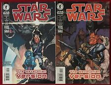Star Wars: The Devaronian Version #1-2 - Comic Set - Dark Horse Comics