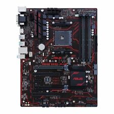 Asus PRIME B350-motherboard, Socket AM4, PLUS AMD B350, DDR4, S-ATA 600, Atx