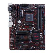 Asus PRIME B350-PLUS Motherboard, Socket AM4, AMD B350, DDR4, S-ATA 600, ATX