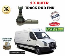 FOR VOLKSWAGEN VW CRAFTER 2.0 2.5 TD 30 35 50 2006->NEW 1 X OUTER TRACK ROD END