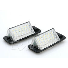 2X 18 LED FOR BMW 3-series E36(1992-1998) LICENSE PLATE LIGHT ERROR FREE