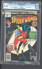 SPIDER-WOMAN 1 2 3 4 5 6 7 8 9 10 CGC 9.8 10 BOOKS WHITE PAGES DON ROSA COLLECT