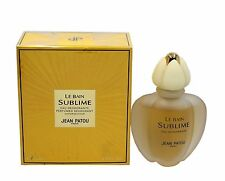 LE BAIN SUBLIME BY JEAN PATOU PERFUMED DEODORANT SPRAY 75 ML/2.5 FL.OZ. NEW(D)