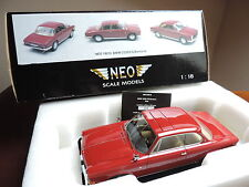 BMW 3200 CS BERTONE 1/18 coupe NEO NEOSCALE no spark GT SPIRIT OTTO OTTOMOBILE