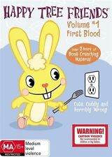 Happy Tree Friends DVD Volume 1: First Blood - Adult Cartoon 15+ MA