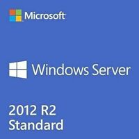 Windows Server 2012 R2 Standard - 64BIT Full Version License Plus Download
