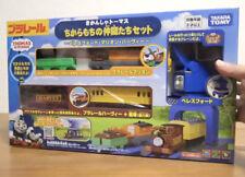 TAKARA TOMY PLARAIL Thomas & Friends BERESFORD HARVEY MARION Rail Truck Set NEW