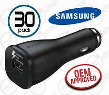 30x NEW Samsung OEM EP-LN915U Fast Car Charger for All USB Mobile Devices - lot