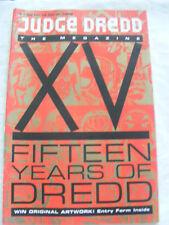 Judge Dredd Megazine Volume 1 Issue 18 -March 1992 - 2000AD