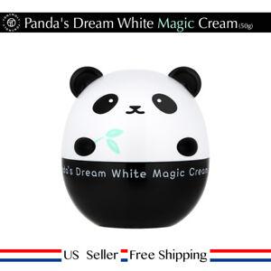 Tony moly Panda's Dream White Magic Cream 50g + Free Sample [ US Seller ]