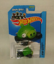 HotWheels Diecast 2012 - ANGRY BIRDS MINION - NEW - Sealed