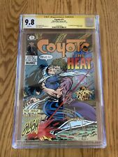 Marvel Epic Coyote #11 CGC 9.8 SS Signed 1st Todd McFarlane Art NO RESERVE