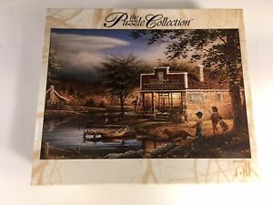 SUMMERTIME Jigsaw Puzzle RoseArt 750 Pieces The Puzzle Collection