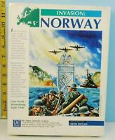 Invasion: Norway WWII Game - Narvik Case North GMT Games (IN040)