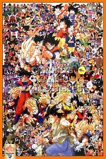 RGC Huge Poster - Dragon Ball Z Anime Poster Glossy Finish - DBZ020
