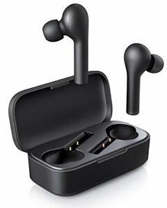 AUKEY Ecouteurs Bluetooth 5 sans Fil Stereo Oreillettes 25 Heures Autonomie