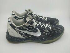 Nike Kobe 8 VIII System Nike ID Black White Men's Size 10.5