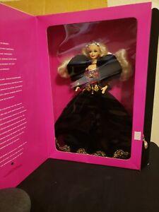 Vintage 1995 FAO Schwarz Jeweled Splendor Barbie Doll With shipper - MIB, NRFB
