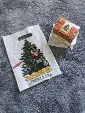 kathe wohlfahrt Gift Box & Carrier Bag
