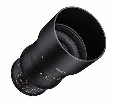 Rokinon Cine DS 135mm T2.2 ED UMC Telephoto Cine Lens for Sony E Mount
