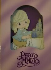 Disney Precious Moments Cinderella & her Castle World of My Own Le 500 Htf Pin
