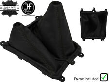 BROWN STITCH LEATHER MANUAL GEAR & HI LOW BOOT + FRAME FOR FORD RANGER 06-11
