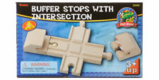 New Maxim Buffer Stops & Intersection Track- For Brio Thomas Wooden Trains 50920