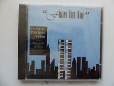 CD Album JAY D AMICO From the top   CAP 901 PIANO SOLOISI