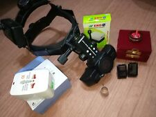 Binocular Led Indirect Opthalmoscope 20 D Lens Carry Case Medical Science