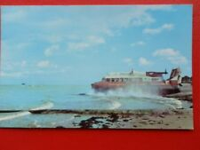 POSTCARD HOVERCRAFT - SOUTHSEA-RYDE ISLE OF WIGHT
