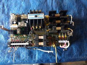 Fanuc A14B-0076-B102-01 input unit A16B-1600-0080/04A board