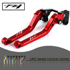Motorbike CNC Alu Long Brake Clutch Adjustable Levers for YAMAHA FZ1 FAZER 01-05