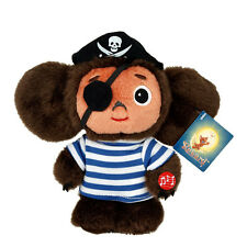 Tchebourachka en costume de Pirat – peluche animé parlant Tchebourachka peluche