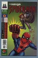Spider-Man the Manga #9 1998 Marvel Comics Import