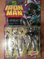 1996 TOY BIZ MARVEL IRON MAN SERIES 4 War Machine 2 ACTION FIGURE NIB!!