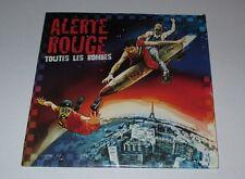 alerte rouge - toutes les bombes - cd single 3 titres 1999