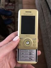 Sony Ericsson S500i - Spring yellow (Unlocked) Cellular Phone