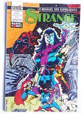 STRANGE n°265 01/1992 semic marvel comics