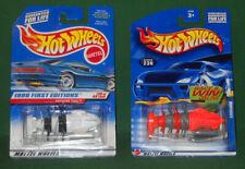 2 Hot Wheels Submarines Fathom This #682, #236 1998 2001 Mattel Sealed New Mip