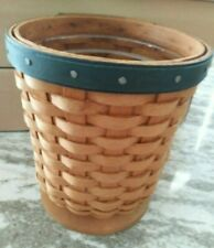 New listing Longaberger Rare Collector Club Apology Vase Basket complete! Mint Free Shipping