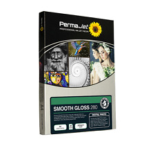 Permajet Smooth Gloss 280 GSM A4 Photo Paper: 50 Sheets - 50514