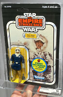 AFA 85 Star Wars 1982 Kenner Han Solo Hoth ESB 48-back-B (C85-B85-F80) CLEAR NM+