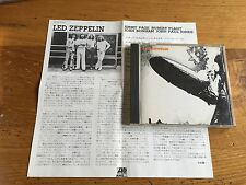 LED ZEPPELIN Led zeppelin - Japan Edition - CD