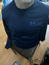 Small Mens Under Armoir Long Sleeved Pullover