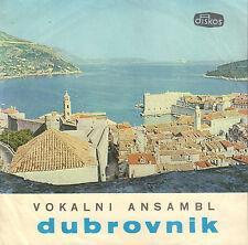 VOKALNI ANSAMBL DUBROVNIK – Šjor Zorzi (1966 VINYL EP 7' YUGOSLAVIA)