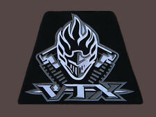 "HONDA VTX EMBROIDERED PATCH ~4-1/2"" x 3-1/2"" CRUISER MOTORCYCLE CUSTOM BIKE 1800"