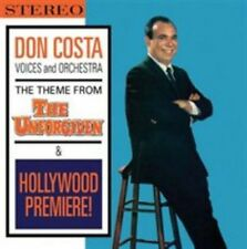 DON COSTA Theme from Unforgiven / Hollywood Premiere CD Sepia UK 2014 Columbia