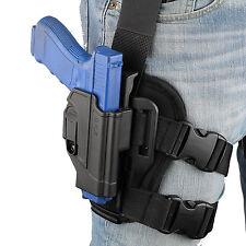 Orpaz Defense Drop Leg Holster for Glock 17 19 22 23 25 26 31 32 34 35 -G.K.R DL