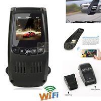 1080P Wifi Car DVR Vehicle G-Sensor Camera Video Recorder Dash Cam Night Vision