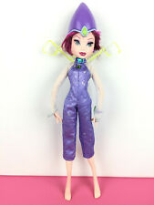 Winx Club Mattel Doll Tecna Pixie Magic Season 1 / Poupée Saison 1